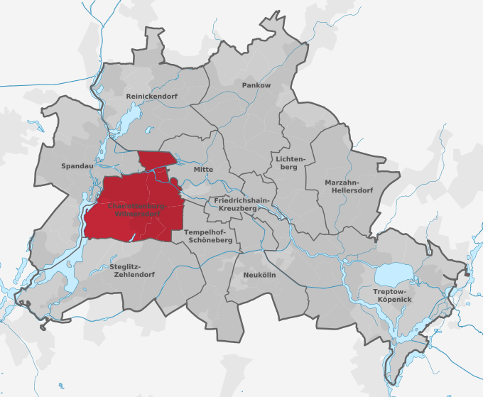 Berlin-Charlottenburg-Wilmersdorf