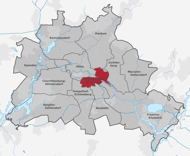 Berlin-Friedrichshain-Kreuzberg