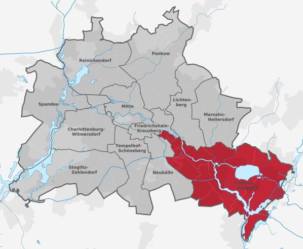 Berlin-Treptow-Köpenick