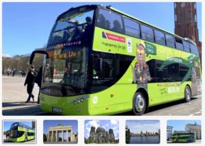 Hop On – Hop Off Bus Berlin