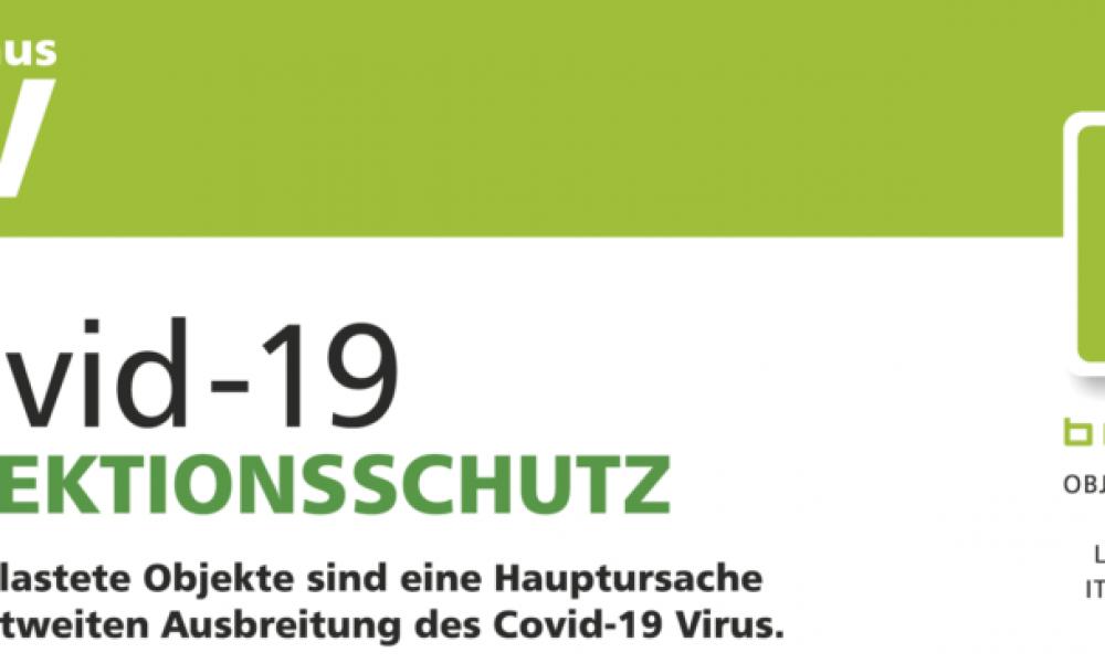 covid-19 INFEKTIONSSCHUTZ
