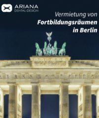 Seminarraum-Vermietung im Herzen Berlins