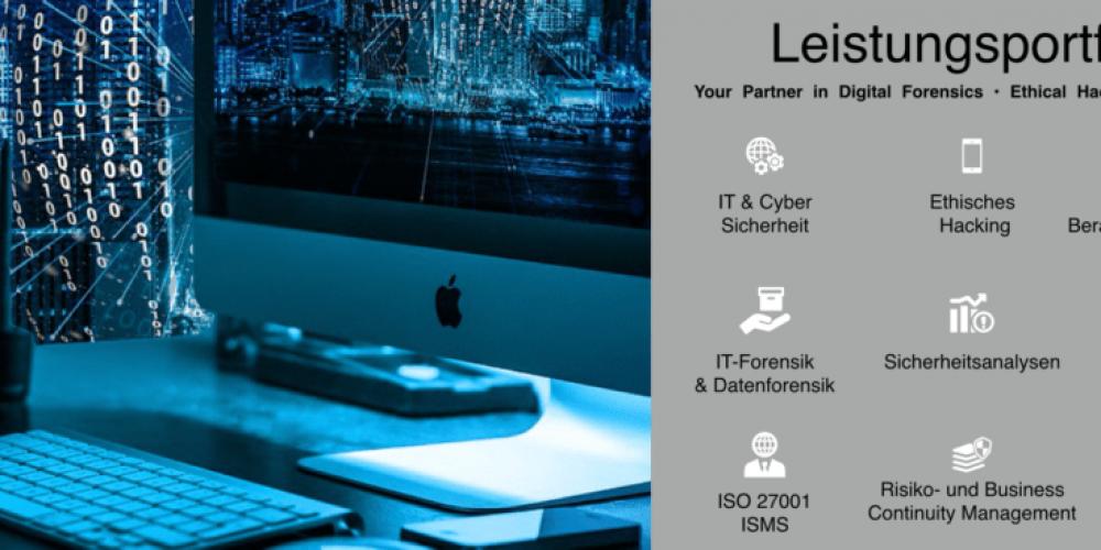 IT-Sicherheit und Schutz vor IT-Angriffen durch wibocon GmbH