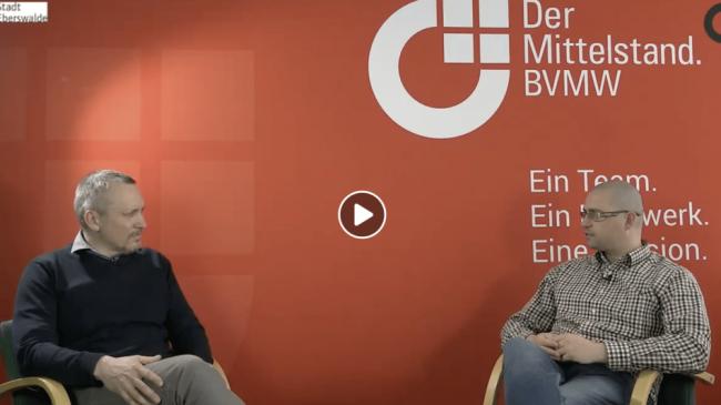 Interview mit Dr. Georg Werdermann – Amtsleiter Stadtmarketing & Tourismus der Stadt Eberswalde