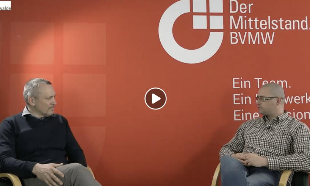 Interview mit Dr. Georg Werdermann - Amtsleiter Stadtmarketing & tourismus Eberswalde