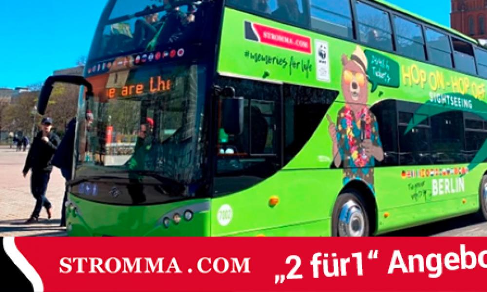 Stromma Deutschland sagt Danke!