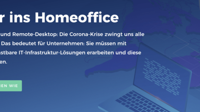Das Home-Office