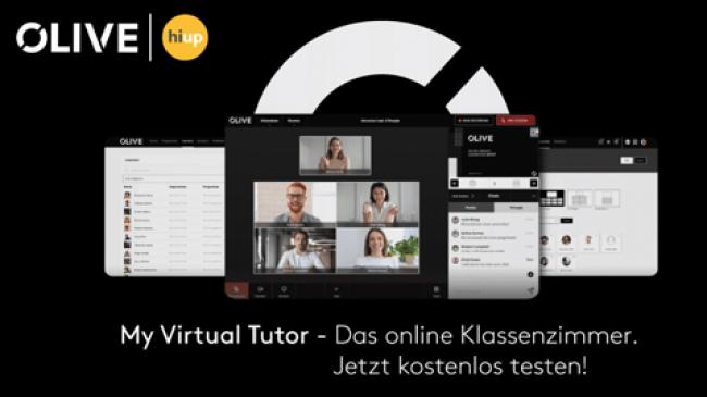 My Virtual Tutor revolutioniert die Arbeitsweise von Tutoren und Lernenden im Internet!